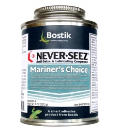 Never-Seez NMCBT-16 Mariners Choice 1 LB. Brush Top Can